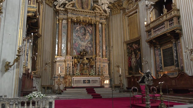 Oratory that inspired Cardinal Newman's foundation still active in Rome