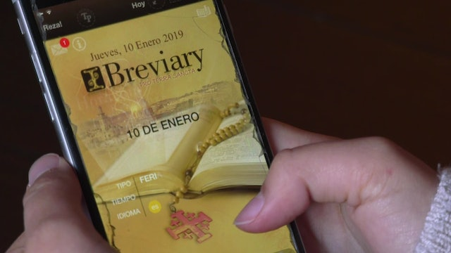 App containing all texts for the Liturgical Year