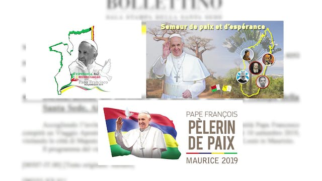 Pope Francis will travel to Mozambiqu...