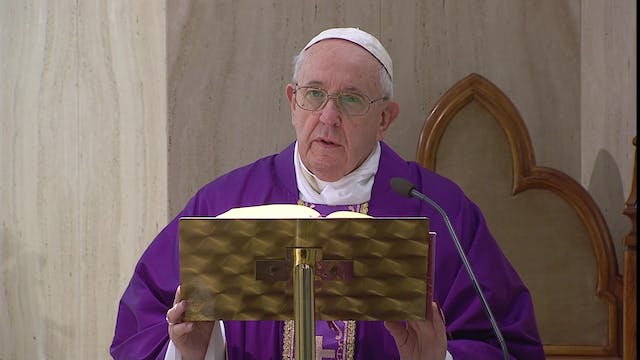 Coronavirus: Pope asks for prayers fo...