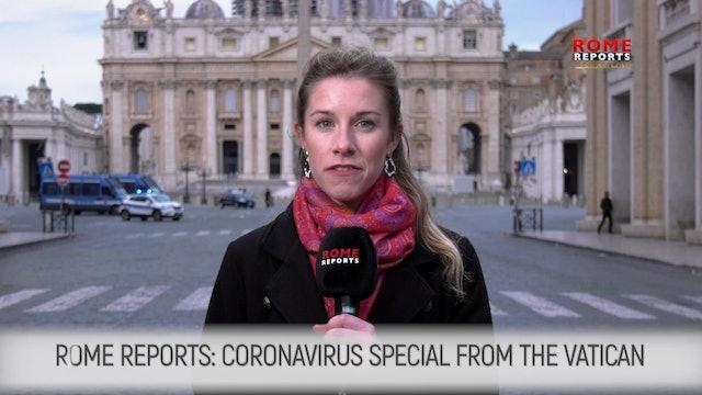 CORONAVIRUS SPECIAL: Cases in the Vatican