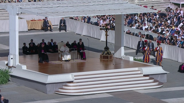 Pope Francis on his trip: there is a remedy for selfish and