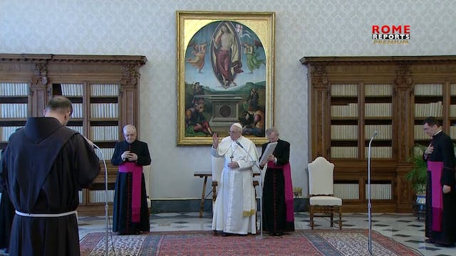 Pope reflects on beauty of creation, ...