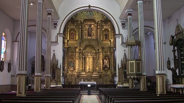Spectacular area of of Panama's historical city that Pope Francis will visit