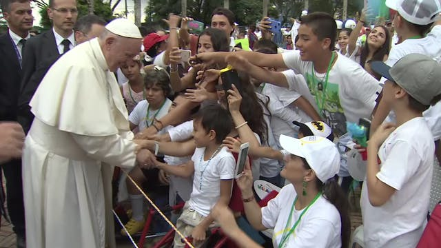 Why the pope's trip to Peru was impor...