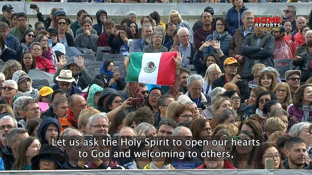 Pope Francis mourns deaths from prote...