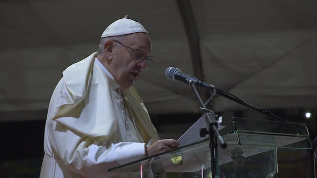 Pope to youth from Madagascar: with J...