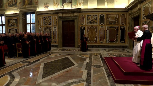 Pope Francis to postulators: Don't be guided by personal interests
