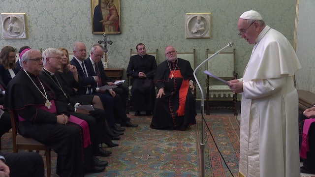 "Pope expresses concern for ""advance of euthanasia"""