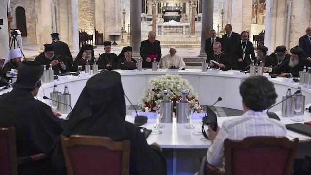 Keys to Pope Francis' trip to Bari