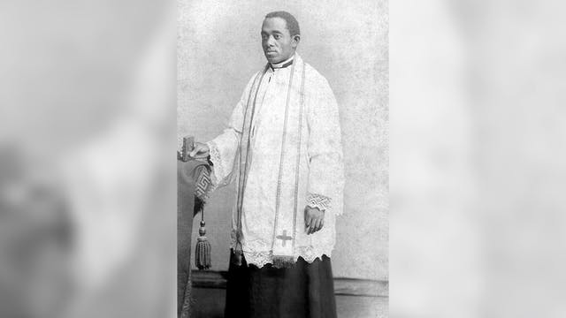 Slave who became a priest and whom th...