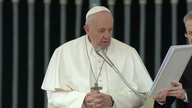 Pope reflects on how to live Lent dur...