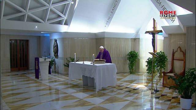 Pope at Santa Marta: devil uses sophi...