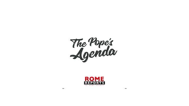 The Pope's Agenda 29/10/19