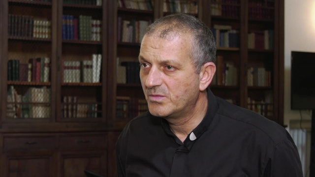 """Syrian priest kidnapped by ISIS: """"You cannot use religion to wage war"""""""