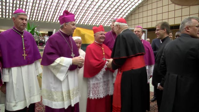 College of Cardinals changes after co...