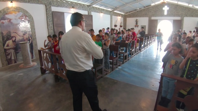 ACN supports Venezuelan priests as a means to help the suffering people