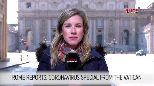 CORONAVIRUS SPECIAL: Homeless are onl...