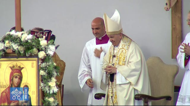 Pope in Mass in Bulgaria: God calls, ...