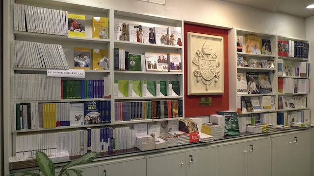 Vatican's publishing house, 400 years of history concerning papal documents