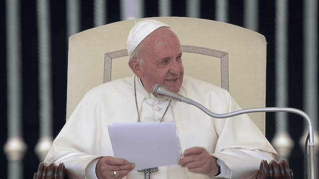 Pope in General Audience: may our Chr...