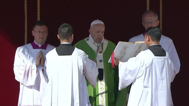 Pope dedicates a special Sunday every...