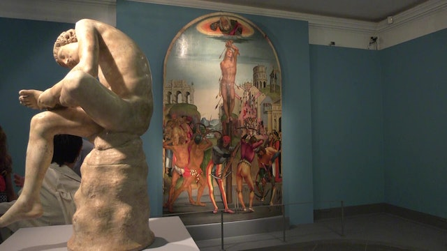 """Luca Signorelli's exhibition arrives to Rome: """"Oblivion and rediscovery"""""""