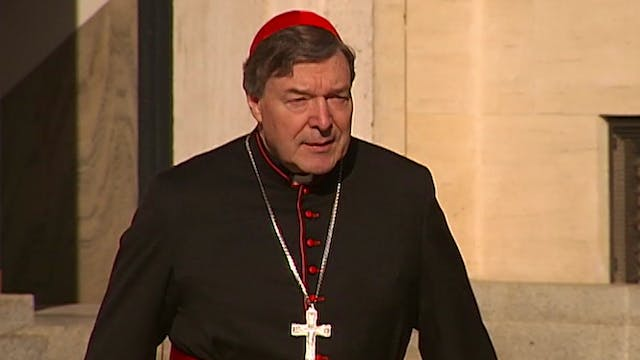 Cardinal George Pell's appeal for sex...