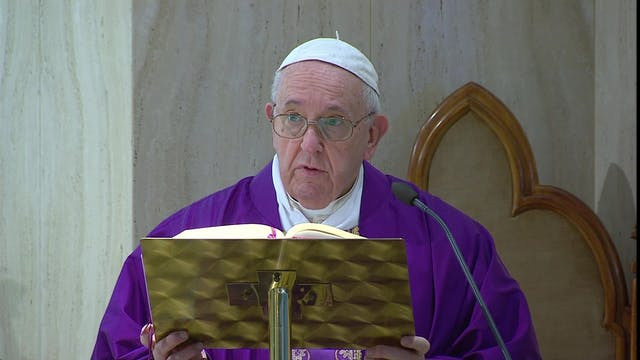 Coronavirus: Pope prays for doctors a...