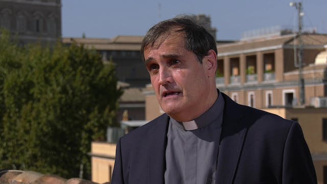 Fr. Martin Lasarte: At the synod the ...