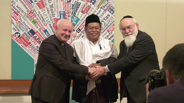 Jewish, Christian and Muslim leaders ...