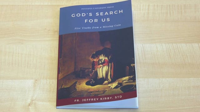 "New book emphasises ""God's Search for..."