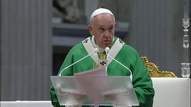 Pope ends Amazon Synod: We have seen ...
