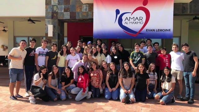 """""""Amar Al Máximo,"""" campaign that promo..."""