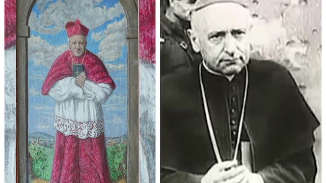Pope approves miracle to canonize Newman and promotes cause of József Mindszenty