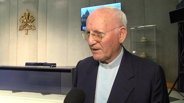 Eugenio Dal Corso, missionary cardina...