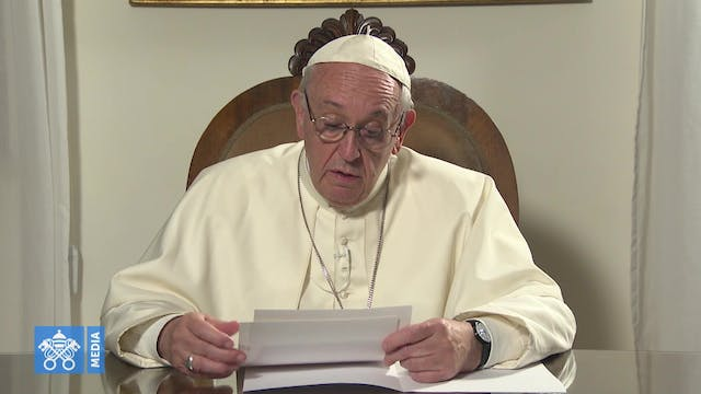 Pope asks not to waste food in messag...