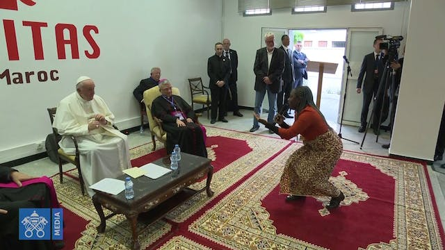 Pope Francis at Caritas:  Forms of co...