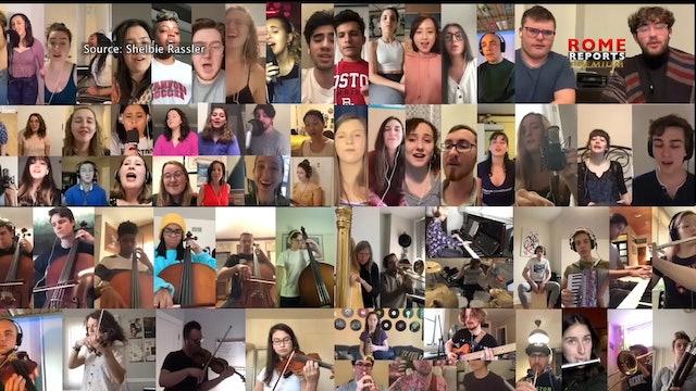 Berklee College students make virtual ensemble in response to social distancing