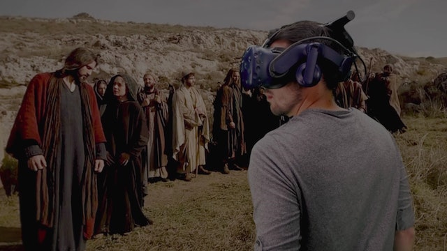 Panama WYD: Virtual reality will allow one to travel to Jesus' times