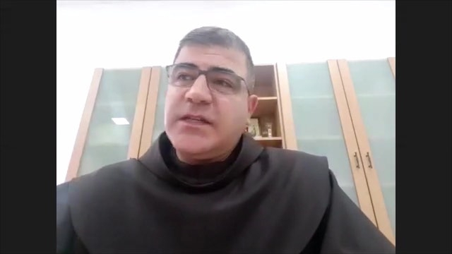 Syrian Christians between war and pandemic - Fr. Firas Lufti