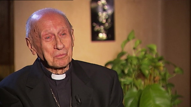 French cardinal Roger Etchegaray, one of the most active in recent decades, dies