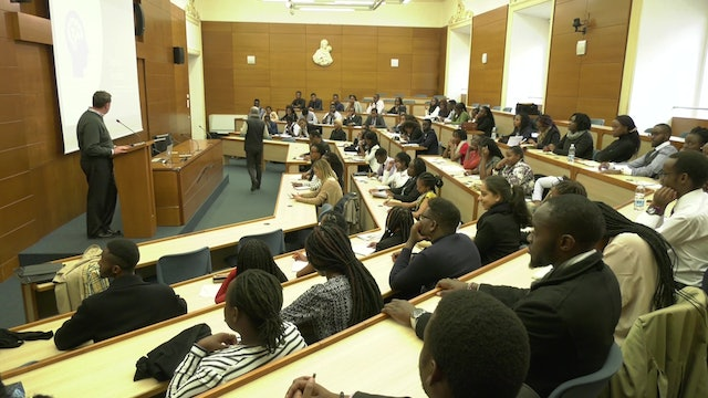 Key to overcoming corruption in Africa, according to youth from Kenya