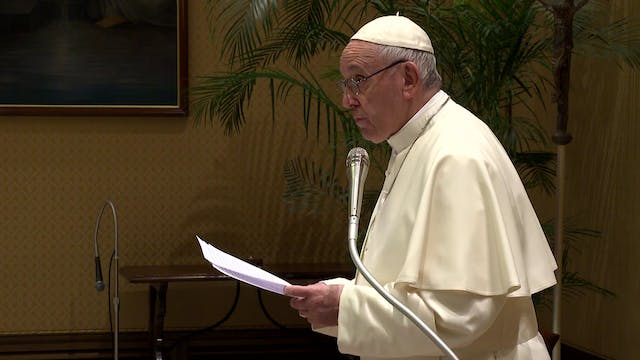 """""""The liturgy is a treasure that canno..."""