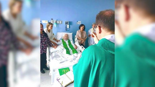 Nuncio celebrates Mass with Ernesto C...