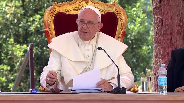 Pope Francis discussed the duties and challenges entrusted to theologians