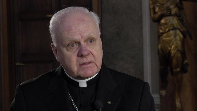 Card. O'Brien: Changes to the situation in Jerusalem will have repercussions