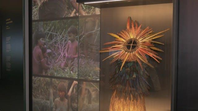 Vatican inaugurates Amazon exhibit of...