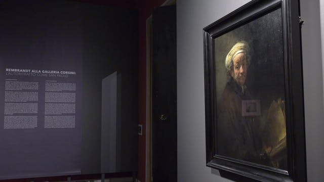 Rembrandt returns to Corsini Gallery ...