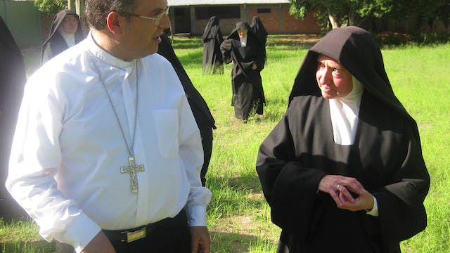 Moving story of nun with coronavirus ...